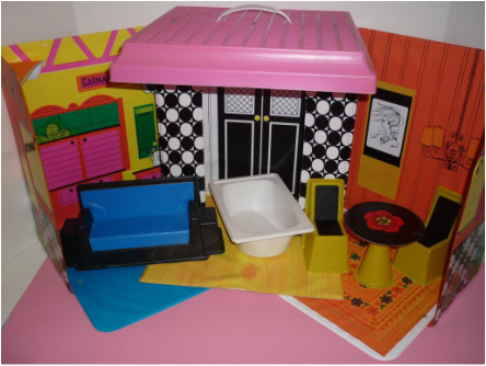 Barbie Family House #1066