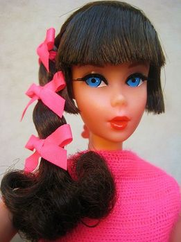 1968 Talking Barbie #1115 / www.modbarbies.com