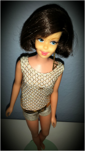1967 Twist n Turn Casey Barbie doll / www.modbarbies.com