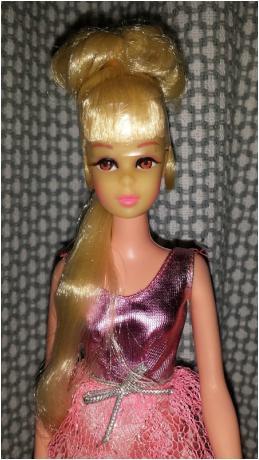 Growin' Pretty Hair Francie 1970 / www.modbarbies.com
