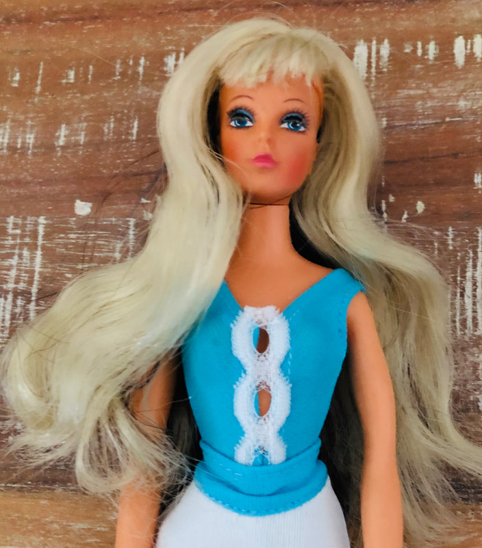 1976 Ideal Tuesday Taylor doll #TuesdayTaylor #Ideal #doll #70s