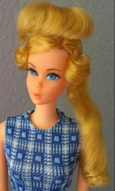 1971 Growin' Pretty Hair Barbie #1144