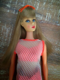 1967 Summer Sand Twist 'n Turn Barbie